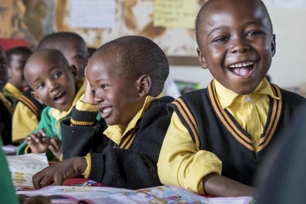 Daftar Negara yang Banyak Menjadi Target Bantuan Children's High Level Group